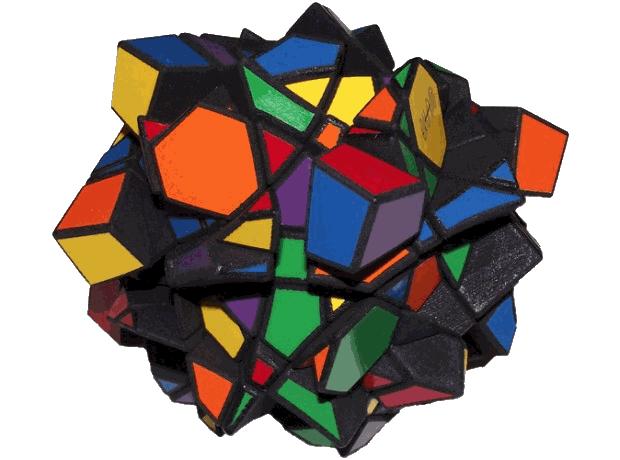 Potomstwo kostki Rubika