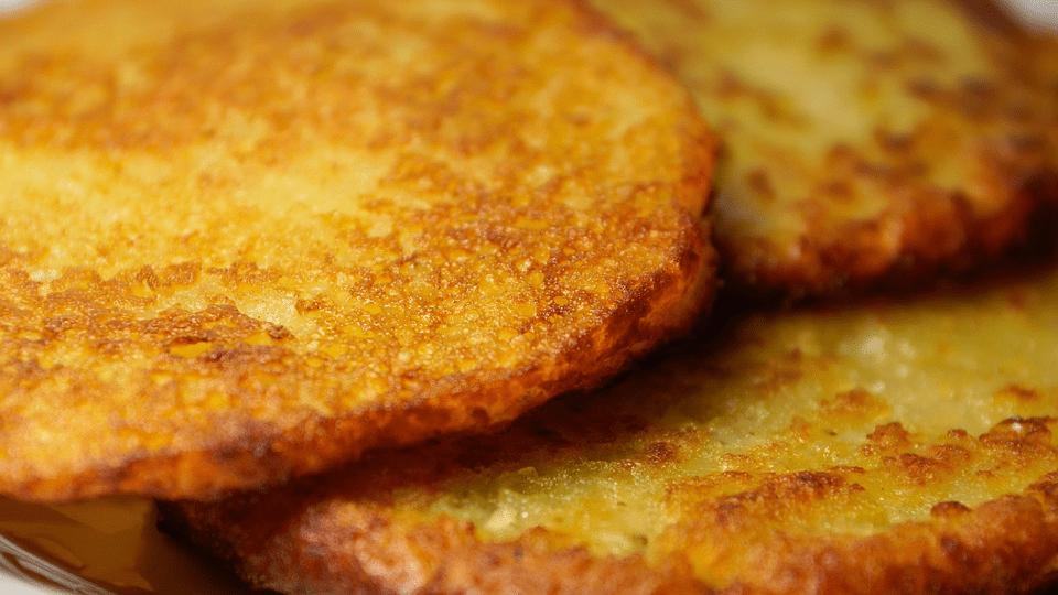 Photo of Szwedzki kucharz poleca: placki ziemniaczane