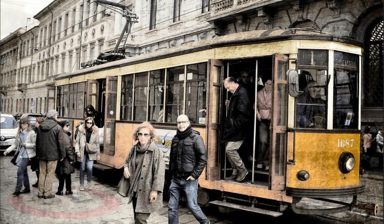 Photo of Kolejna awaria tramwaju