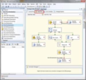 SSIS: OLEDB vs ADO.NET i parametry