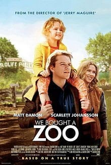 We Bought a Zoo: recenzja