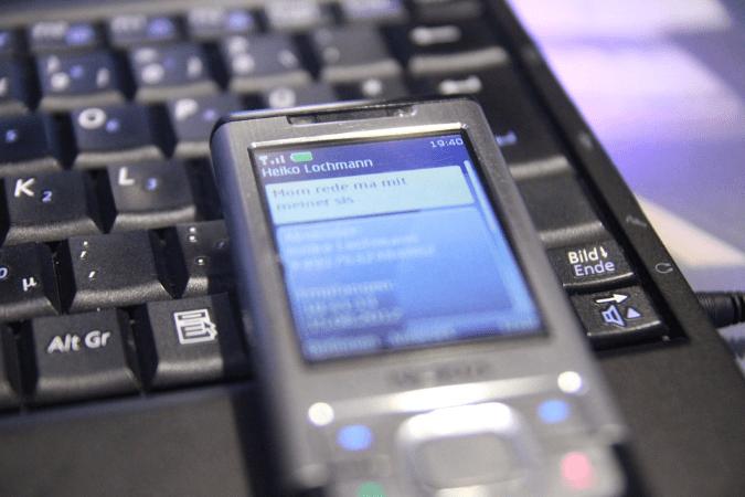 Ćwierć wieku SMS-ów