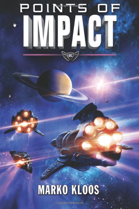 Photo of Marko Kloos, Points of Impact (recenzja książki)