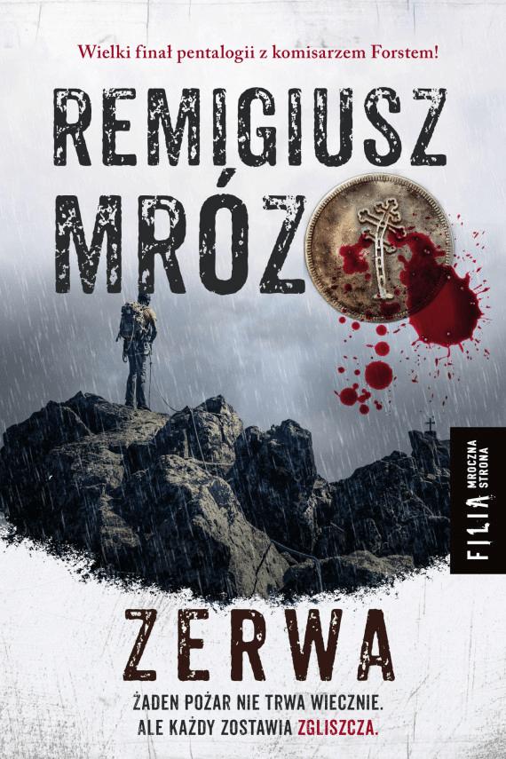 """Photo of Mróz kończy z Forstem, czyli recenzja """"Zerwy"""", piątego tomu trylogii podhalańskiej"""