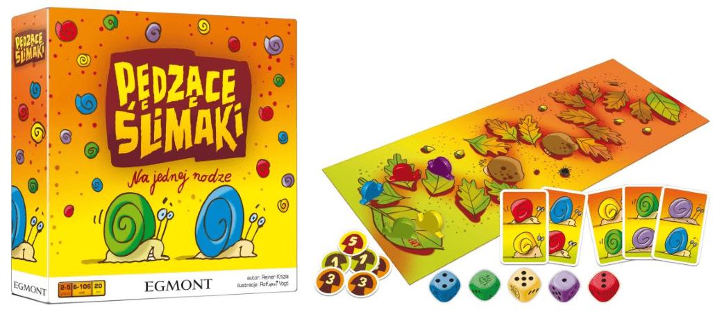 Photo of Pędzące ślimaki: szybka recenzja planszówki dla dzieci