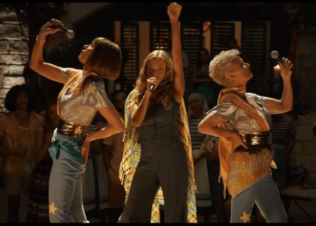 Photo of Mamma Mia! HWGA. Recenzja filmu.