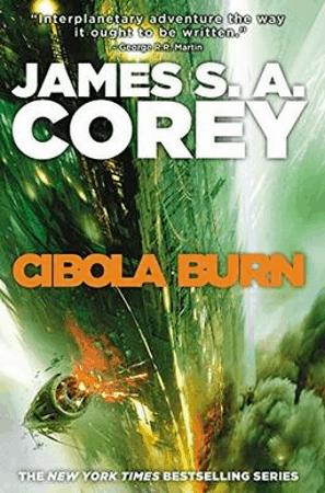 "Photo of ""Cibola Burn"": recenzja książki (czwarty tom ""The Expanse"")"