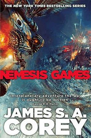"Photo of ""Nemesis Games"": recenzja książki"