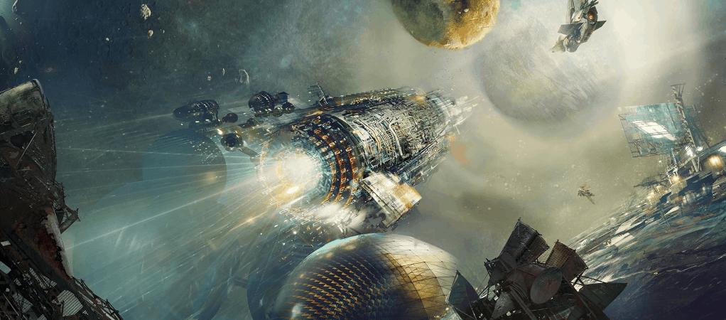 """Photo of """"Popioły Babilonu"""", recenzja szóstej części serii """"The Expanse"""""""