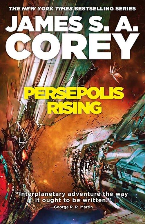 "Photo of ""Persepolis Rising"", recenzja książki"