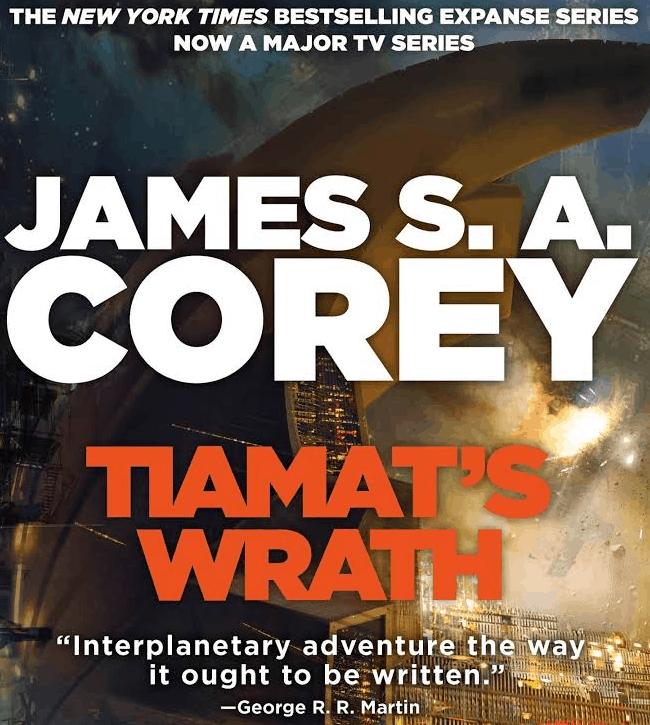 """Photo of """"Tiamat's Wrath"""": recenzja książki"""