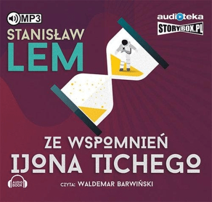 """Photo of """"Ze wspomnień Ijona Tichego"""" – recenzja audiobooka"""