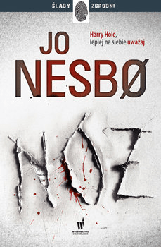 """Photo of Jo Nesbø: """"Nóż"""". Recenzja książki."""