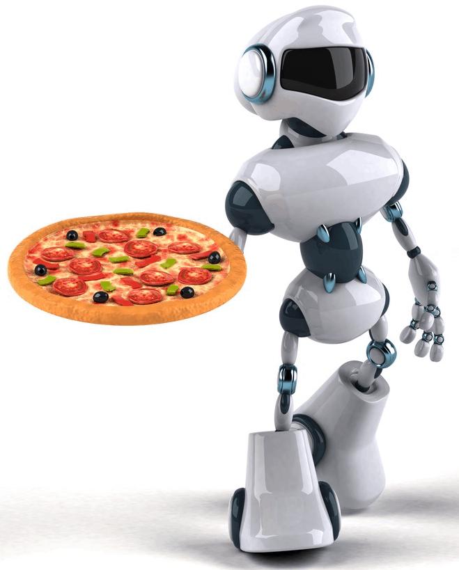Photo of Pizza, roboty i cięciwy. Zagadka matematyczna.